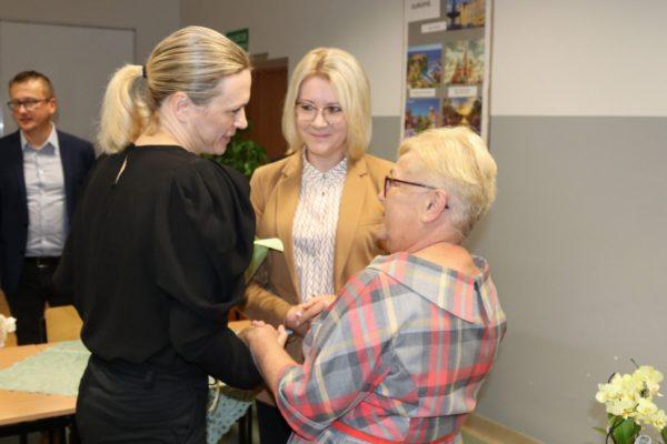 Małgorzata Jurczyk przechodzi na emeryturę - uroczyste pożegnanie cenionej nauczycielki